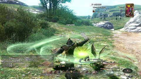 Rozgrywka: Final Fantasy XIV