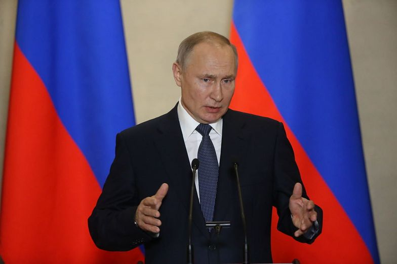 """Rosja. Pokazali nieślubną """"córkę Putina"""". Dziennikarze aresztowani"""