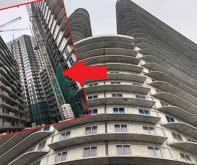 27-piętrowy blok mieszkalny w Warszawie. Sprawdziliśmy, dlaczego ten kolos budzi tyle kontrowersji
