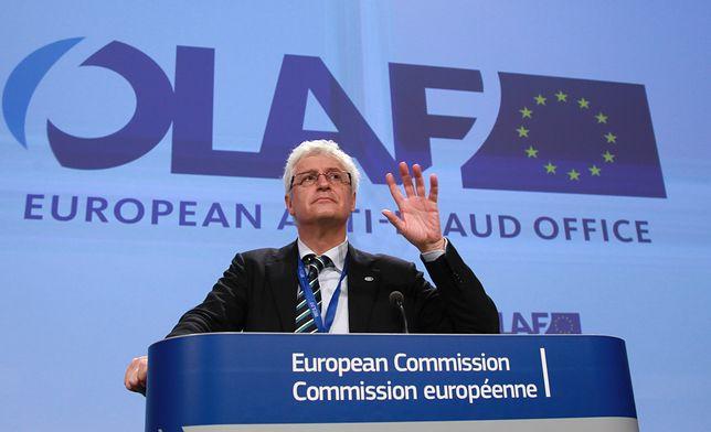 OLAF to główna unijna agencja zajmująca się ściganiem wyłudzania unijnych dotacji