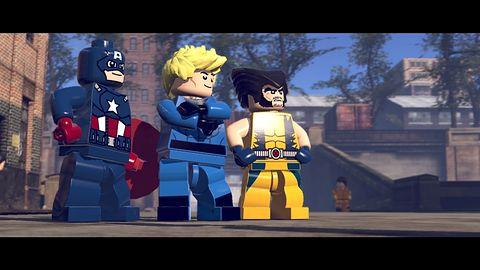 Nie zapominajmy o Lego Marvel Super Heroes