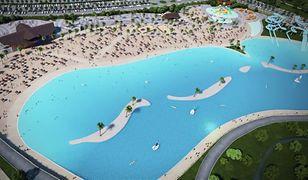 Nowa atrakcja Hiszpanii. Największa plaża w Europie powstanie 300 km od morza!