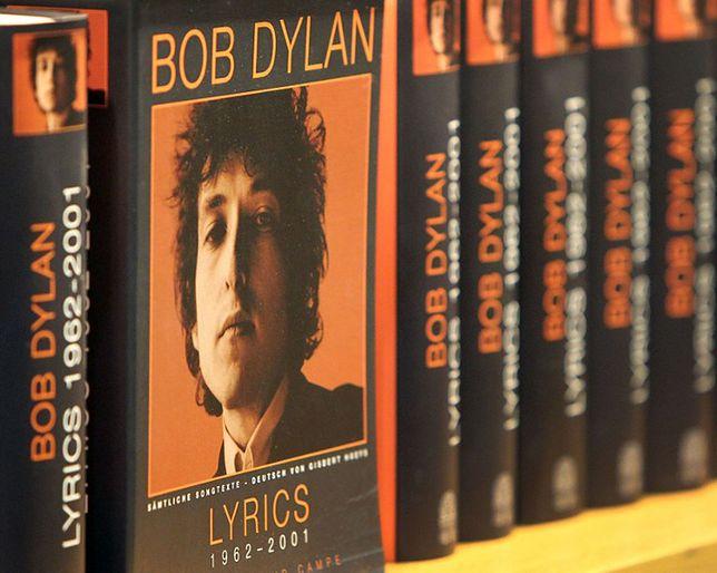 Bob Dylan wysłał tekst do odczytania podczas ceremonii noblowskiej