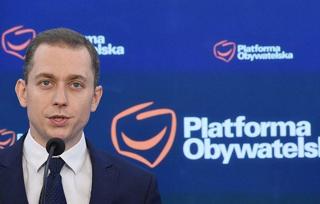 Cezary Tomczyk: Petru nie spędził ze mną nocy w Sejmie, ale liderzy są obecni