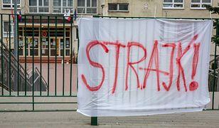 Strajk nauczycieli 2019. Łamistrajki wrogami numer jeden. Strajkujący apeluje: powstrzymajmy tę nienawiść