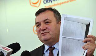 Gawłowski: mam dowody, które przeczą zarzutom. Kim jest Krzysztof B.?