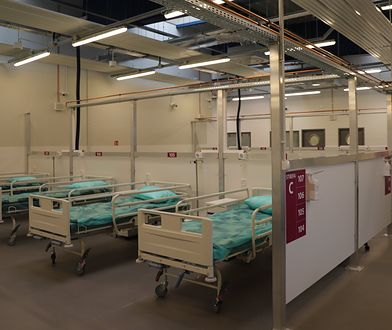Koronawirus w Polsce. Duży wzrost liczby łóżek dla chorych na Śląsku