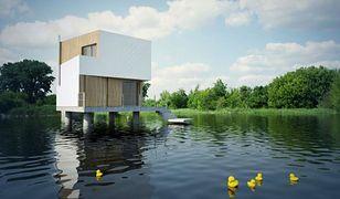 Najbardziej niezwykłe domy na wodzie