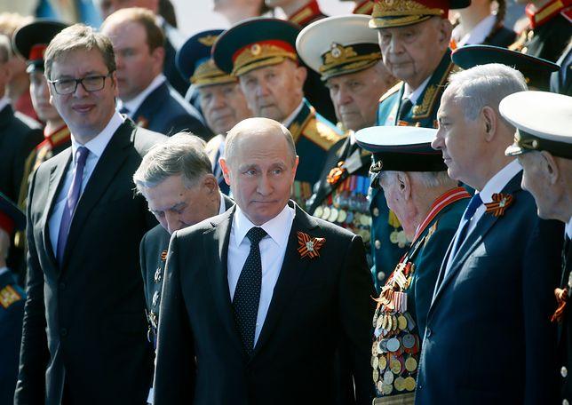 Dzień Zwycięstwa w Moskwie