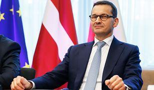 """Premier Mateusz Morawiecki zadecydował o cofnięciu kontrowersyjnych zapisów ustawy o przeciwdziałaniu przemocy domowej. """"W tej sprawie panował chaos informacyjny"""""""