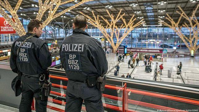 Policja aresztowała 31-latkę tuż po lądowaniu