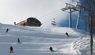 Nowoczesne centrum narciarskie Kolašin