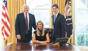 Ivanka Trump łagodzi stanowisko ojca. Ona ma realny wpływ na politykę USA