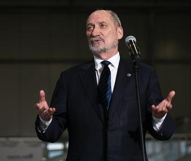 Macierewicz ostro odpowiada szefowi BBN