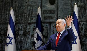 Premier Izraela Beniamin Netanjahu