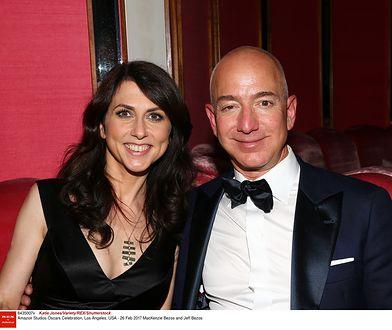 McKenzie i Jeff Bezosowie. To może być najdroższy rozwód świata