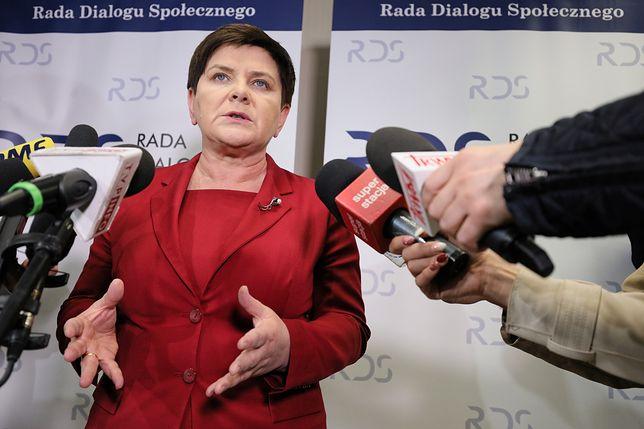 """Strajk nauczycieli 2019. Beata Szydło: """"Zakończyliśmy dzisiejsze rozmowy. To sukces"""""""