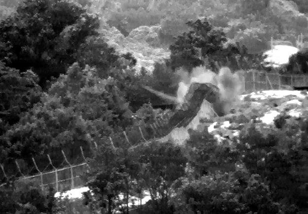 Koniec rozejmu między Koreą Północną a Południową? Rośnie napięcie po wybuchu min przy granicy