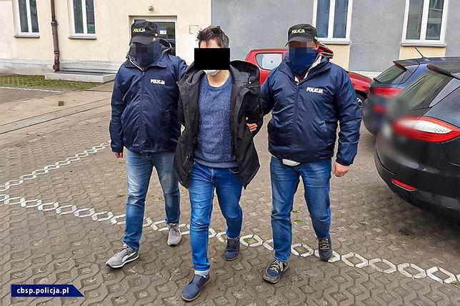 Warszawa. Zatrzymano podejrzanych o upozorowanie uprowadzenia