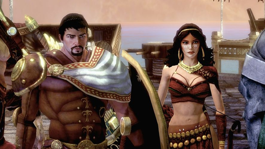 Rise of the Argonauts już 12 grudnia