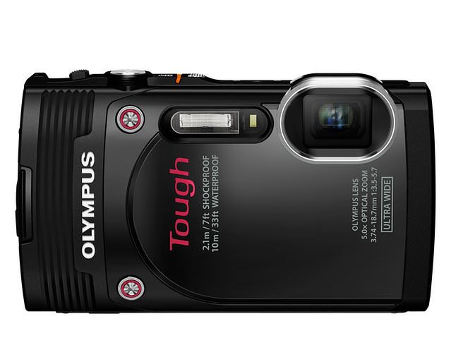 Olympus aparat