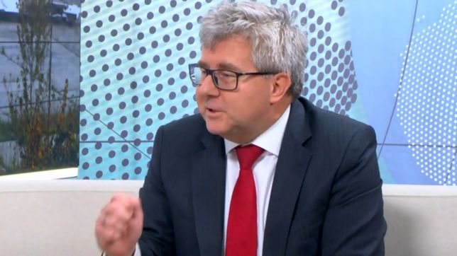 #dzieńdobryWP Czy w Smoleńsku był zamach? Zobacz, co odpowiedział Czarnecki