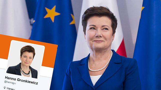Hanna Gronkiewicz-Waltz przeciwniczką... Unii Europejskiej. Internet przerósł prezydent Warszawy