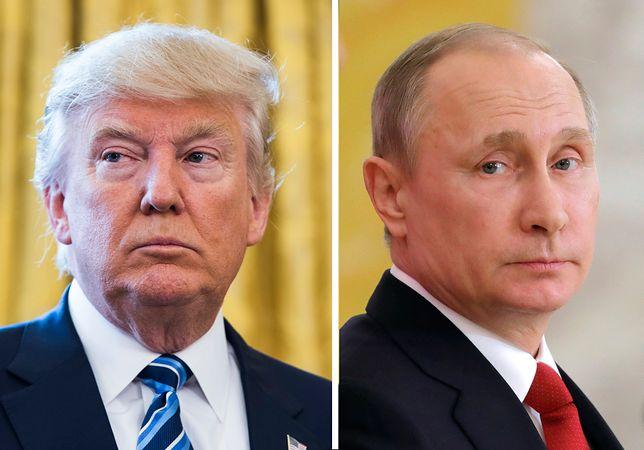 Putin i Trump chcą się spotkać
