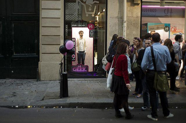 Otwarto pierwszy sklep z mężczyznami - zobacz zdjęcia