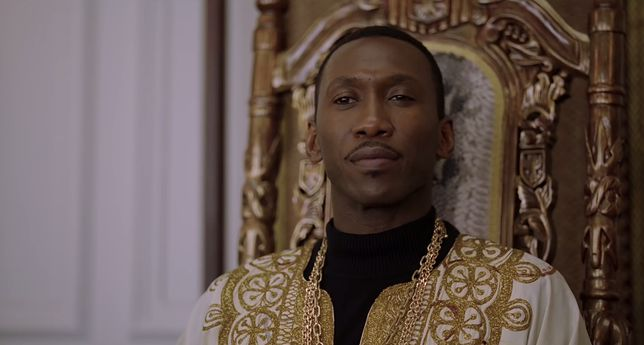 Mahershala Ali (Green Book)
