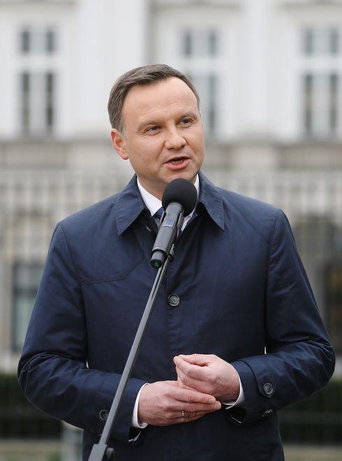 Andrzej Duda odpowiedział internautce