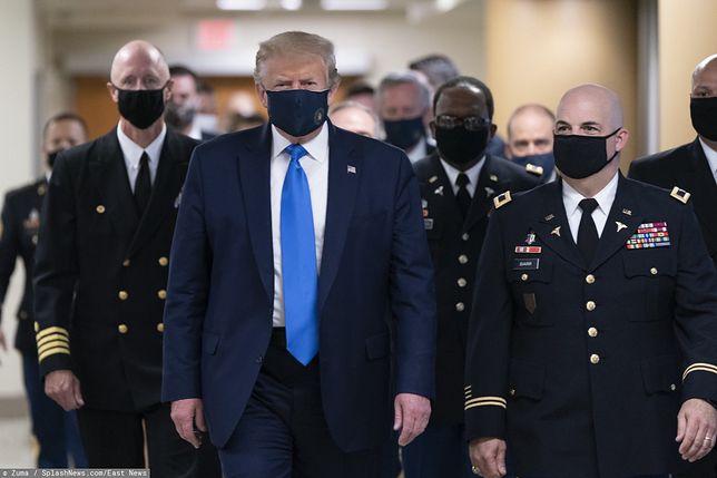 USA. Donald Trump nie zamierza uczestniczyć w debacie online