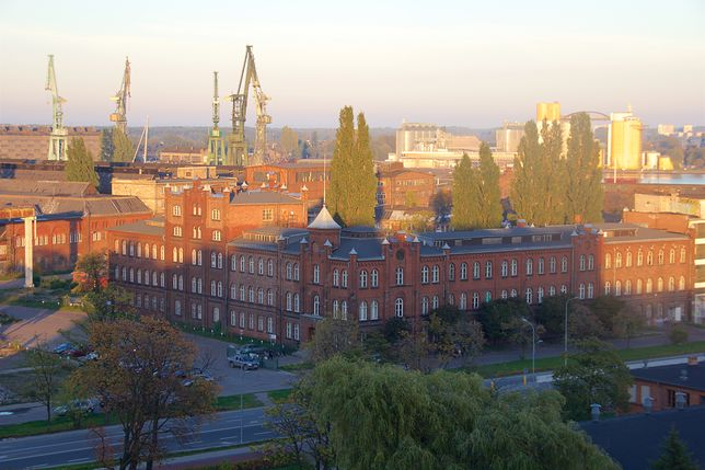 Nowa atrakcja turystyczna w Gdańsku. Będzie można wejść na gigantyczny dźwig