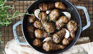 Topinambur. Stare - nowe warzywo. Zaprośmy je do stołu!