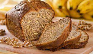 Receptur na chleb bananowy jest sporo