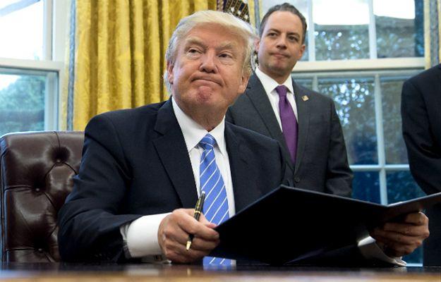 Donald Trump zapewnia o wsparciu Stanów Zjednoczonych dla NATO