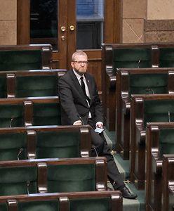 Skandal w Sejmie. Schetyna wskazuje na Kaczyńskiego