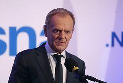 Zaskakujące słowa Gowina o Tusku