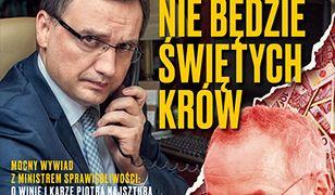 Ziobro chce karać elity, Kurski ukrywa się przed prezesem. Okładki tygodników