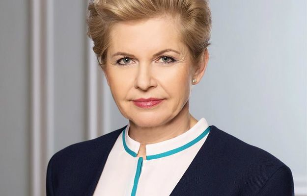 Wiceminister zdrowia i posłanka PO Beata Małecka-Libera
