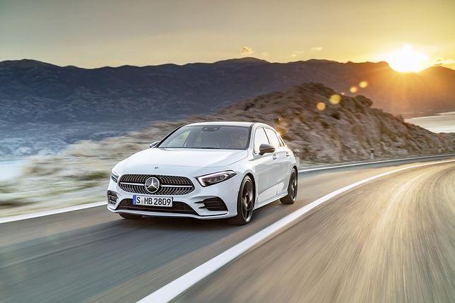 Mercedes Klasy A to najnowszy kompakt premium. Ma największy rozstaw osi w segmencie