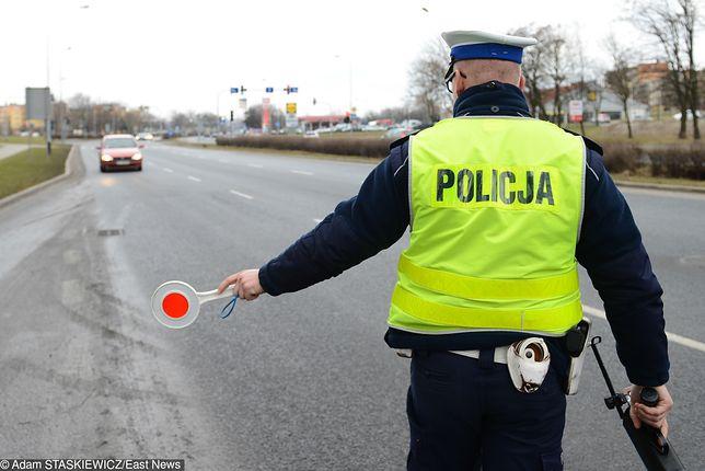 Policja regularnie prowadzi akcje wzmożonej kontroli prędkości.