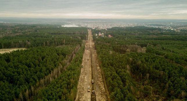 Śląskie. PKP PLK, odbudowując linię Tarnowskie Góry - Zawiercie nie zapomniała o ekologii.