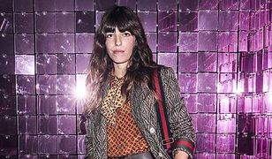 LOOK OF THE DAY: Lou Doillon w stylizacji Gucci
