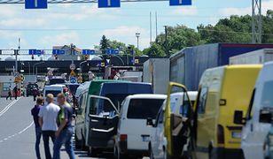 """Kierowcy ciężarówek: """"nasz zawód jest pod ostrym ostrzałem"""""""