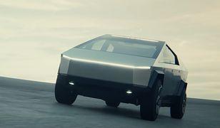 Cybertruck Elona Muska w kolejnych memach. Samochód Tesli jak z gier