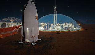 """Zbudowałem własną kolonię na Marsie. Proste zadanie - do czasu. Recenzja """"Surviving Mars"""""""