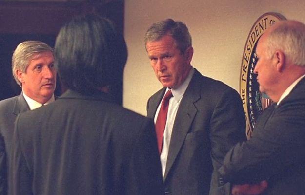 Niepublikowane wcześniej zdjęcia z 11 września 2001 r.