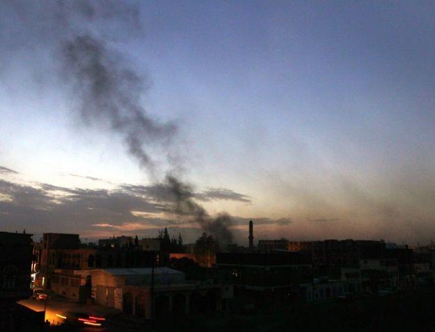 Bomby wybuchły przy co najmniej trzech szyickich meczetach w Sanie oraz w budynku grupy Huti
