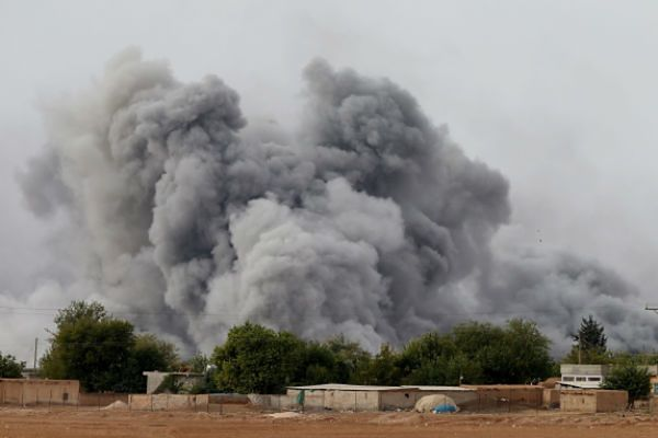 Kobane, Syria
